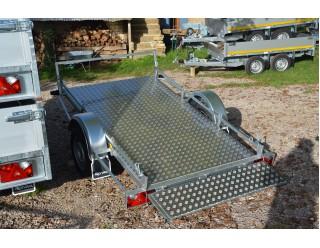BW Porte-quad 220 x 128 PTAC 750 kg