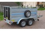 Magnum moutonnière 300 x 122 1000M3 PTAC 750-1300 kg