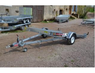 Satellite Porte-voiture VTX 381 x 183 basculant PTAC 1300 kg