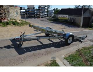 Satellite Porte-voiture VTX 381 x 183 basculant PTAC 1500 kg
