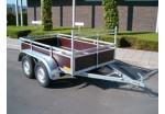 Kerenzo Bois 222 x 128 double essieux PTAC 500 kg