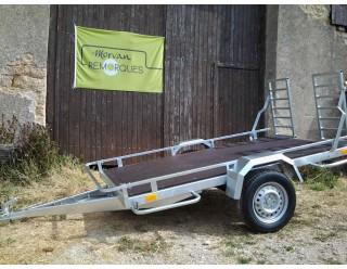 Sorel 9310 Porte-quad / porte-tout