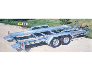 Trelgo PV25B PTAC 2500 kg toutes options