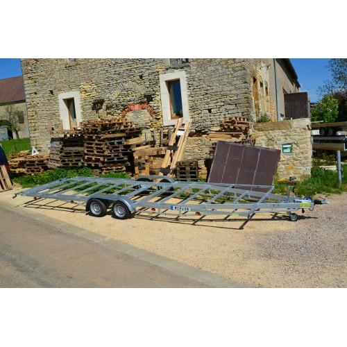 morvan ch ssis tiny house 720 x 245 ptac 3500 kg. Black Bedroom Furniture Sets. Home Design Ideas