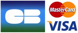 Carte bancaire, Mastercard, VISA
